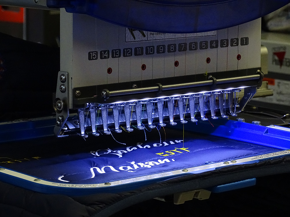 Broderie   NC Factory